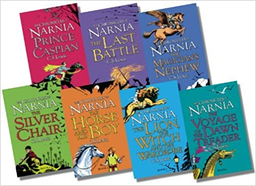 THE CHRONICLES OF NARNIA 7 BOOKS EPUB