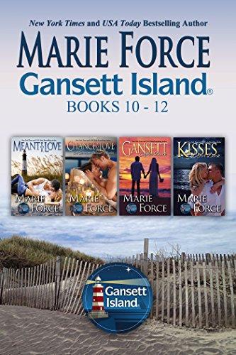 Gansett Island Boxed Set Books 10-12 (Gansett Island (Force Set)