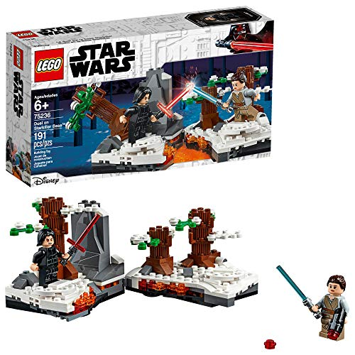 LEGO Star Wars: The Force Awakens Duel on Starkiller Base 75236 Building Kit (191 Piece)]()