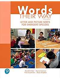 Amazon certification development books professional words their way letter and picture sorts for emergent spellers 3rd edition whats fandeluxe Choice Image