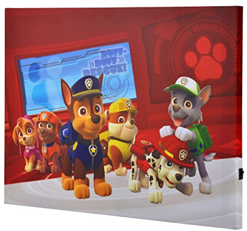 Marshall Led Sign - Edge Home Products Paw Patrol Red Room 12