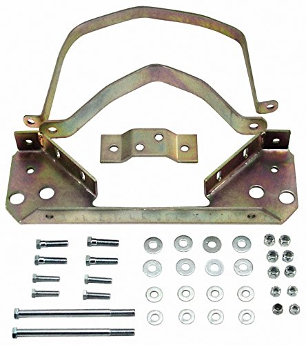 Empi Front Axle Assembly (Empi 9507 Trans/Axle Strap Kit,Vw Volkswagen Bug, Beetle, Ghia, Bus, Baja, Sand Rail, Sand Buggy)
