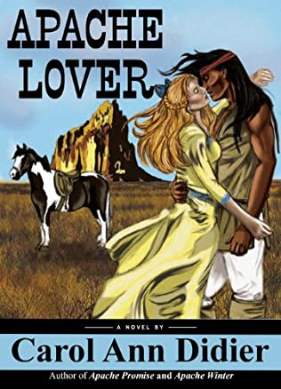 book cover of Apache Lover