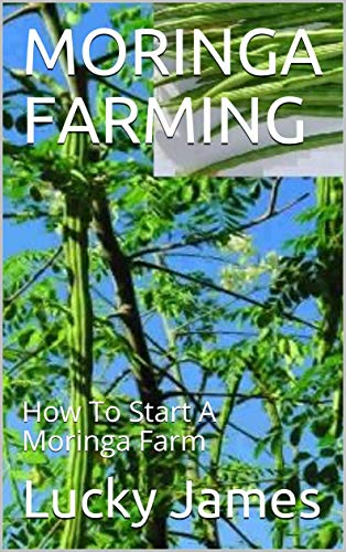 MORINGA FARMING Start Moringa Farm ebook product image