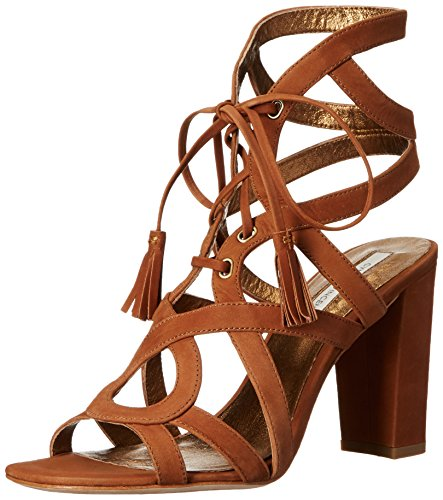 Cynthia Vincent Women's Pembroke Dress Sandal, Mocha, 8.5 M ()