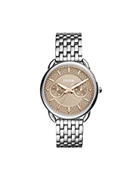 Fossil Women's ES4225 Tailor Multifunction Stainless Steel Watch
