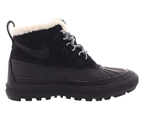 9e9f40fabb1 Nike Womens Woodside Chukka 2 Round Toe Ankle Cold Weather Boots