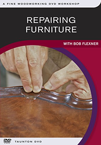 Repairing Furniture: with Bob Flexner