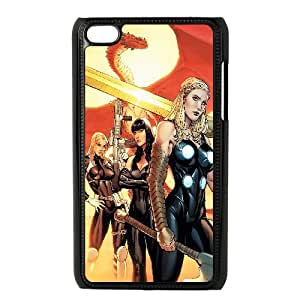 Ultimate Comics New Ultimates Comic iPod Touch 4 Case Black 218y-883576
