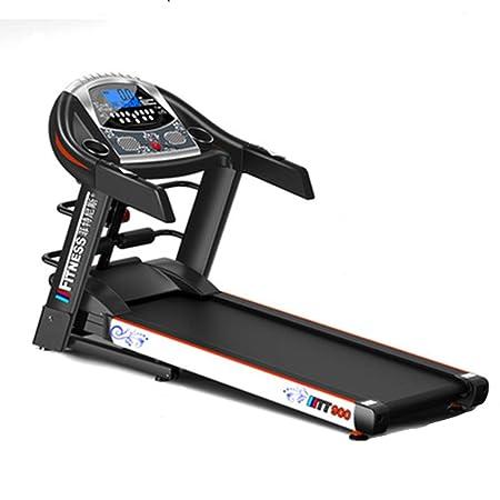 Cinta de correr eléctrica gimnasio en casa equipo multifunción ...