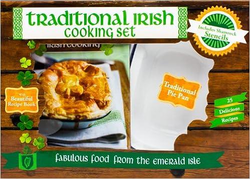 Traditional irish cooking set box parragon books love food traditional irish cooking set box parragon books love food editors 0824921045854 amazon books forumfinder Choice Image