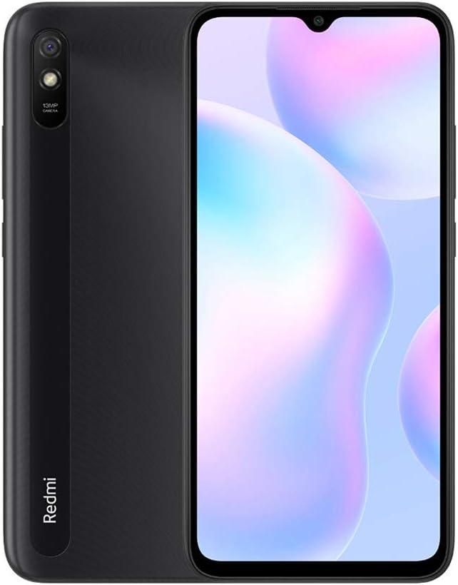 Xiaomi Redmi 9A - Smartphone 32GB, 2GB RAM, Dual Sim, Granite Gray