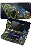 Turbulence - Decal Style Skin fits Nintendo 3DS (3DS SOLD SEPARATELY)
