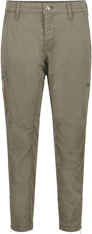 MAC Jeans Damen Hose Rich grüntöne 677r Olive Night Ppt