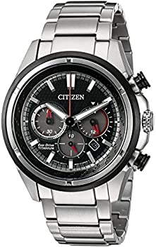 Citizen CA4240-82E Analog Display Japanese Quartz Mens Watch