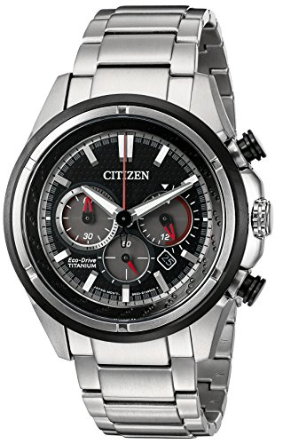 Citizen Eco Drive CA4240 82E Titanium Watch
