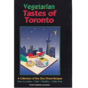 Vegetarian Tastes of Toronto Toronto Vegetarian Association