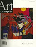 img - for ART   ANTIQUES FOR COLLECTORS OF THE FINE AND DECORATIVE ARTS, OCTOBER 2012: ROMARE BEARDEN, BAY AREA ABEX, ART NOUVEAU SILVER, MACABRE URIKO-KI, ROY LICHTENSTEIN AND VARIOUS book / textbook / text book
