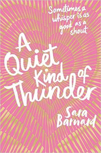 Image result for a quiet kind of thunder