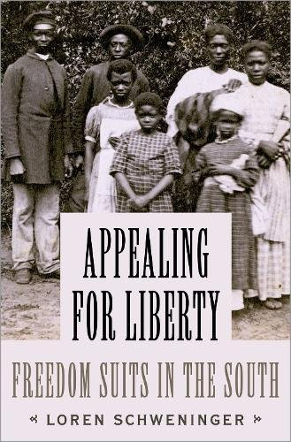 Search : Appealing for Liberty: Freedom Suits in the South