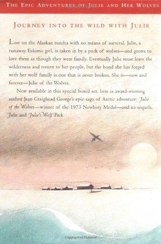The Julie Trilogy (Julie of the Wolves)