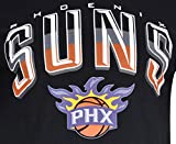 Ultra Game NBA Phoenix Suns Mens Arched Plexi Short