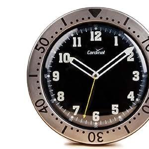 Amazon Com Under Shop Cardinal Rolex Style Wall Clock