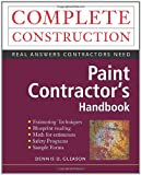 img - for Paint Contractor's Handbook book / textbook / text book