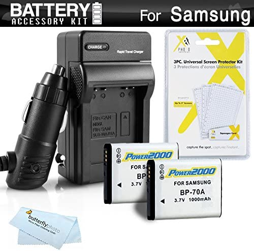 MAINS CHARGER FOR SAMSUNG Camera ST150F