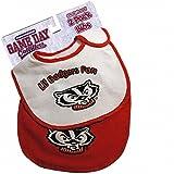 NCAA Wisconsin Badgers Infant Bib