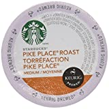 SCS Starbucks Pike Place K-cups - 54 Ct.