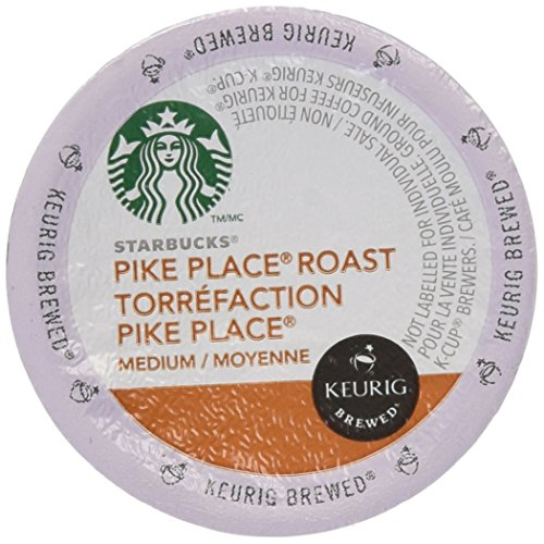Starbucks Pike Place K Cups 54 ct.