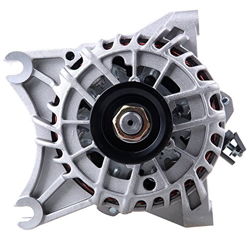 (OCPTY Alternators 8318 8443 110A CW Replacement fit for Lincoln Mark LT 2006-2008 Navigator Replacement fit ford Expedition 2005-2006 F Series Pickup 5.4L 2004-2008 5.4L)