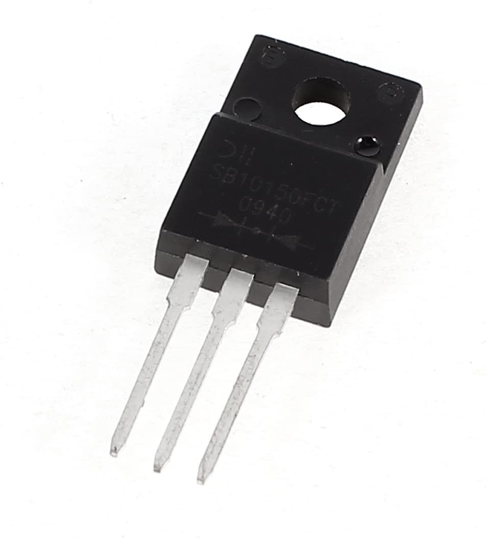 Aexit SB10150FCT 10A Transistors 150V High Voltage Current NPN ...