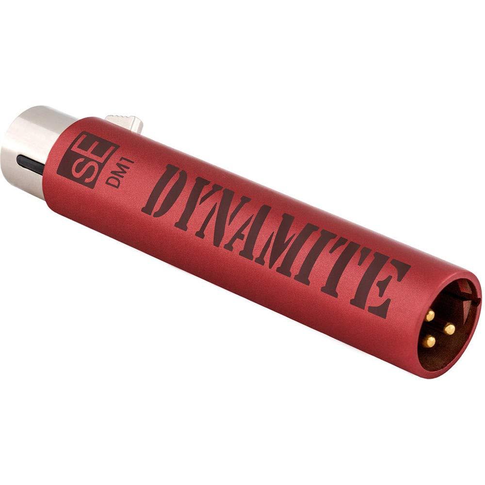 sE Electronics DM1 Dynamite 1-Channel Active Inline Preamp