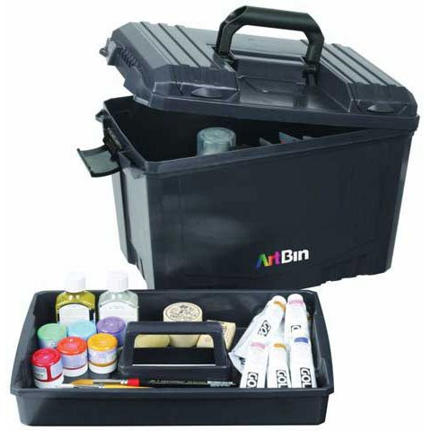 ArtBin Sidekick Box, X-Large, Black