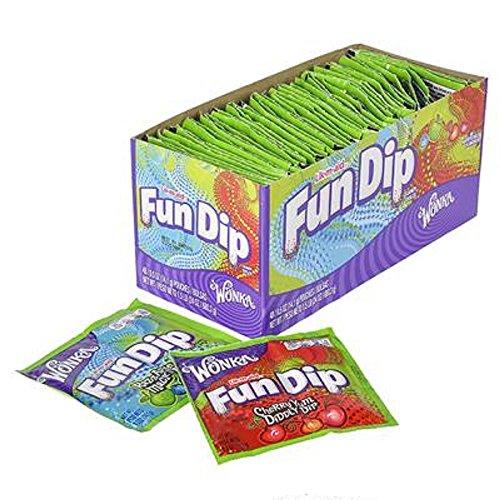 FUN DIP. 48 PIECES. (Halloween Dips)