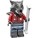 LEGO® Series 14 Minifigure Wolf Guy (Werewolf)