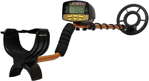 Metal Detector MD740 Puls Inductive 30m Waterproof Handheld Pinpointer Metal Detector for Soil,Deep Water