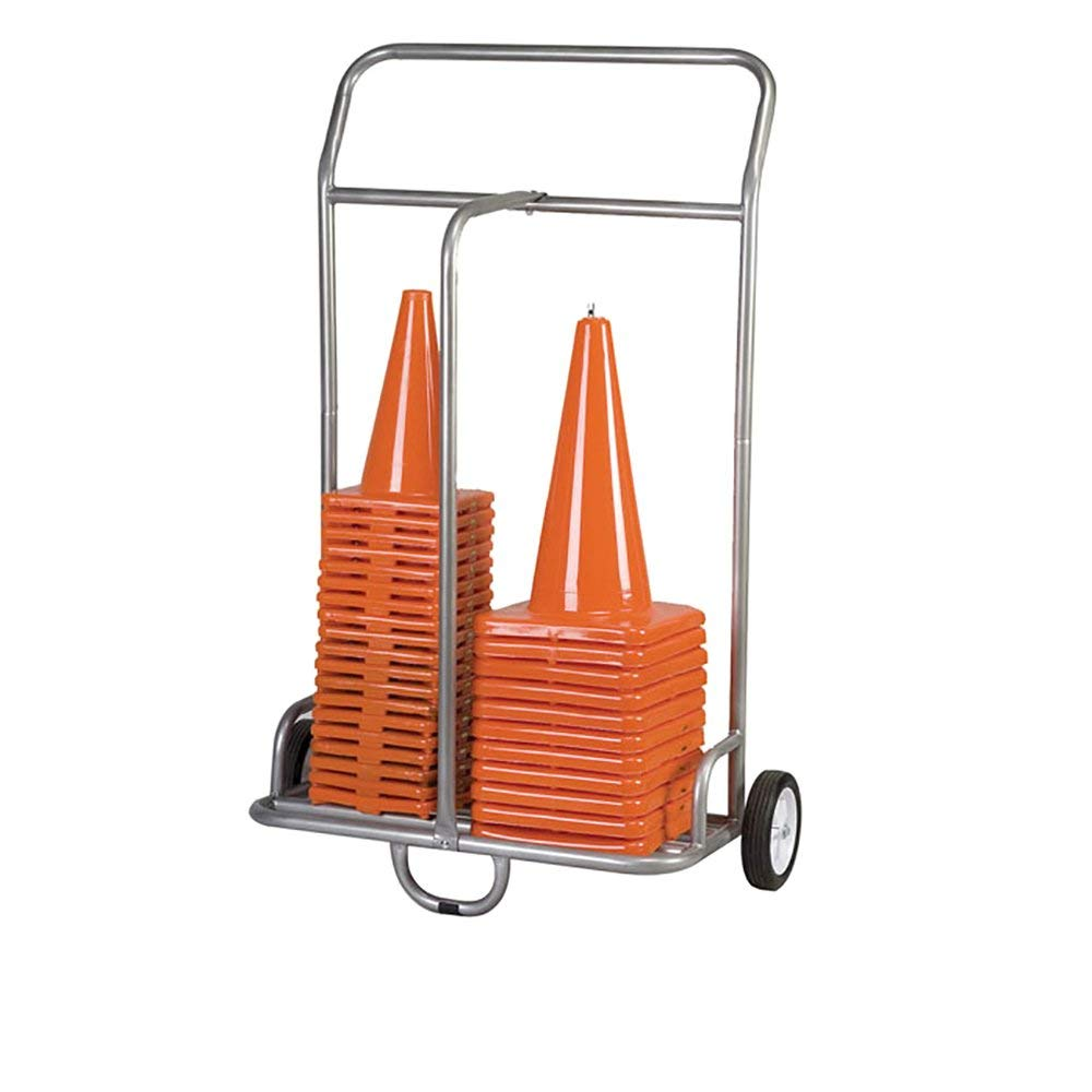 Image of Champion Sports Cone Cart Equipment Carts