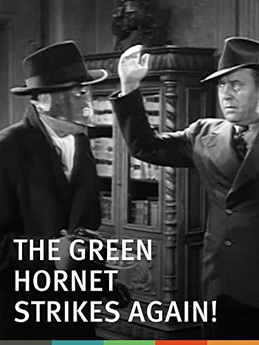 The Green Hornet Strikes ()