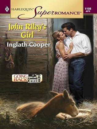 book cover of John Riley\'s Girl