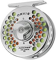Orvis Access Mid-arbor Reels, Titanium, Iv