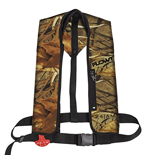 Flowt Inflatable Yoke Vest,