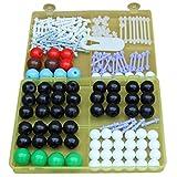 Coromose Chemistry Scientific Organic Atom Molecular Models Teaching Kit Set