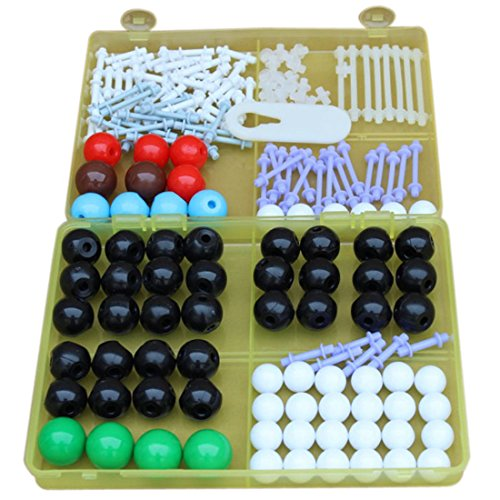 Coromose Chemistry Scientific Organic Atom Molecular Models Teaching Kit Set