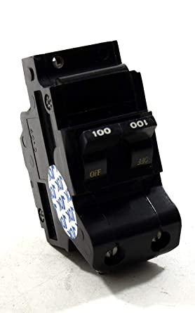 federal pacific 100 amp breaker