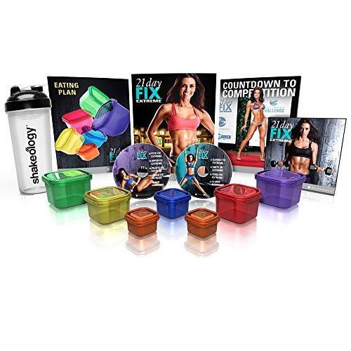 Autumn Calabrese's 21 Day Fix EXTREME - Essential Package by Beachbody