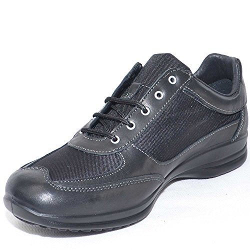 Comoda Step in Lord e Scarpe Vera Calzature Made Pelle Light Occhielli Grisport Uomo Stringata Italy EwAxq6H
