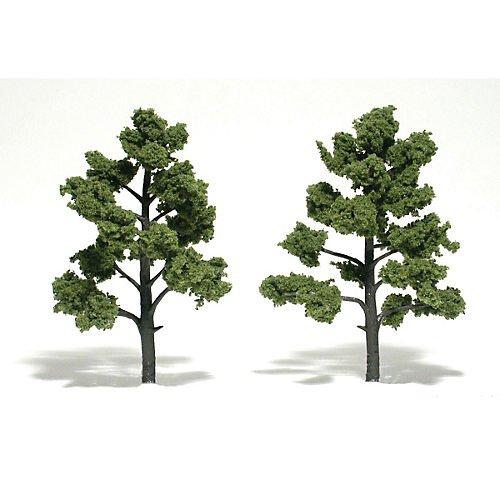 Light Grün Ready Made Trees 5 5 5 - 6 Woodland Scenics by Woodland Scenics 05572a